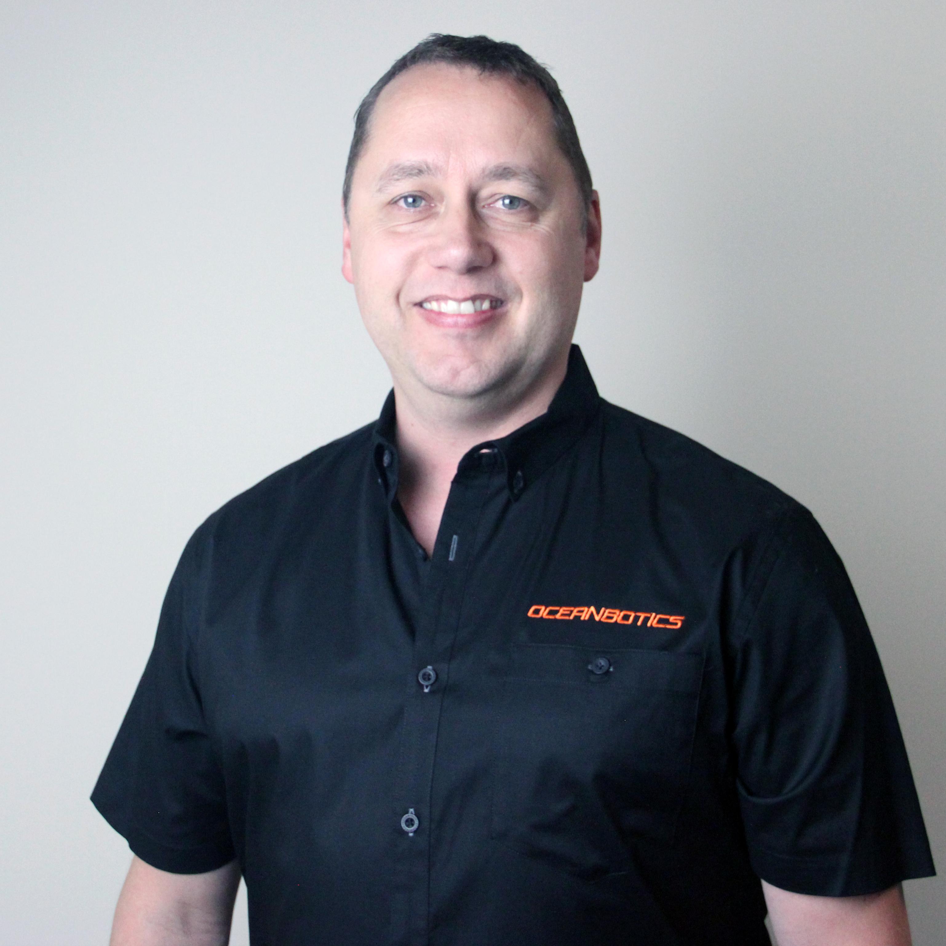 RJE Oceanbotics sales team headshot